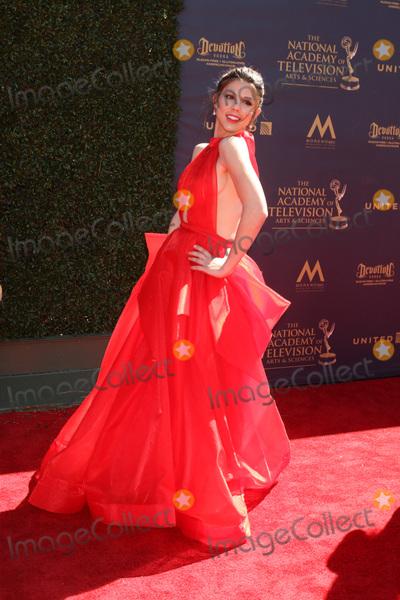 Kate Mansi Photo - LOS ANGELES - APR 30  Kate Mansi at the 44th Daytime Emmy Awards - Arrivals at the Pasadena Civic Auditorium on April 30 2017 in Pasadena CA