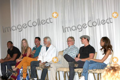 Don Diamont Photo - LOS ANGELES - AUG 16  Victor Saint-Victor Jennifer Gareis Don Diamont John McCook DIck Christie Darin Brooks Reign Edwards at the Bold and Beautiful Fan Event Sunday at the Universal Sheraton Hotel on August 16 2015 in Universal City CA