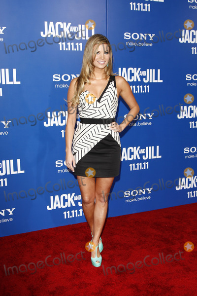 Amber Lancaster Photo - LOS ANGELES - NOV 6  Amber Lancaster arrives at the Jack and Jill Premiere at Regency Village Theatre on November 6 2011 in Westwood CA