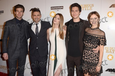 Ahna OReilly Photo - LOS ANGELES - FEB 15  Austin Stowell James Franco Ashley Greene Nat Wolff Ahna OReilly at the In Dubious Battle Los Angeles Premiere  at the ArcLight Theater on February 15 2017 in Los Angeles CA