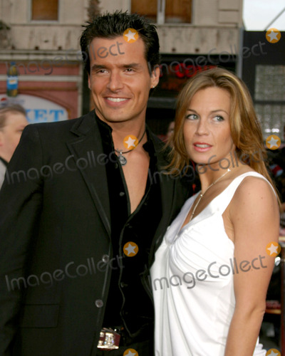 Antonio Sabato Jr Photo - Antonio Sabato Jr and girlfriend Arriving at theMIssion Impossible 3 Fan ScreeningGraumans Chinese TheaterHollywood  HighlandLos Angeles CAMay 4 2006