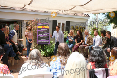 Darin Brooks Photo - LOS ANGELES - APR 14  Lawrence Zarian Paige Hemmis Kym Douglas Matt Iseman Model Mark Steines Katherine Kelly Lang Heather Tom John McCook Jacob Young Karla Mosley Darin Brooks at the Home and Family Celebrates Bold and Beautifuls 30 Years at Universal Studios Back Lot on April 14 2017 in Los Angeles CA