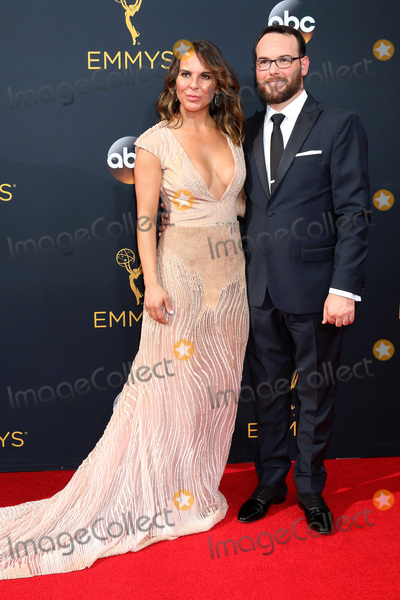 Dana Brunetti Photo - LOS ANGELES - SEP 18  Kate del Castillo Dana Brunetti at the 2016 Primetime Emmy Awards - Arrivals at the Microsoft Theater on September 18 2016 in Los Angeles CA