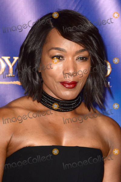 Angela Bassett Photo - LOS ANGELES - MAY 2  Angela Bassett at the The Bodyguard Play Opening at the Pantages Theater on May 2 2017 in Los Angeles CA