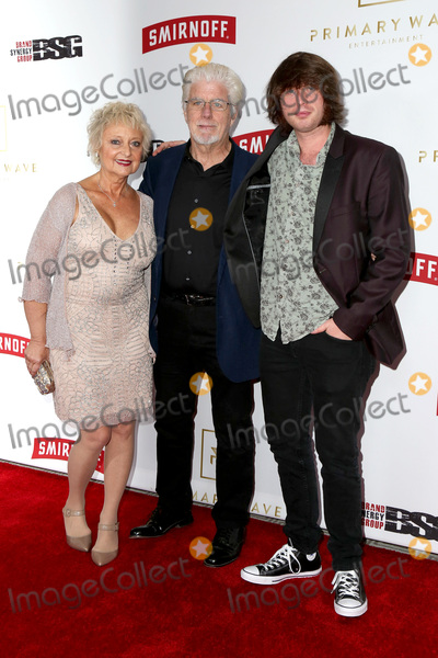 Amy Holland Photo - LOS ANGELES - FEB 11  Michael McDonald Amy Holland Dylan McDonald at the Primary Wave 11th Annual Pre-GRAMMY Party at The London on February 11 2017 in West Hollywood CA