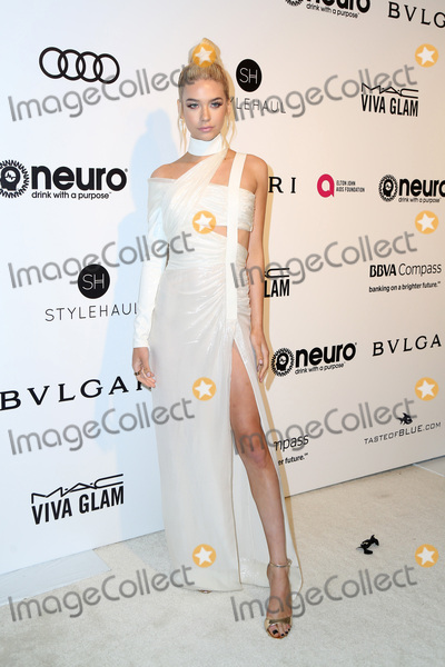 Amanda Steele Photo - LOS ANGELES - FEB 26  Amanda Steele at the Elton John Oscar Viewing Party 2017 at the City of West Hollywood Park on February 26 2017 in West Hollywood CA