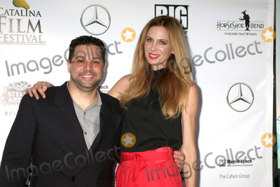 Anne Dudek Photo - LOS ANGELES - SEP 30  Ron Truppa Anne Dudek at the Catalina Film Festival - Friday at the Casino on September 30 2016 in Avalon Catalina Island CA