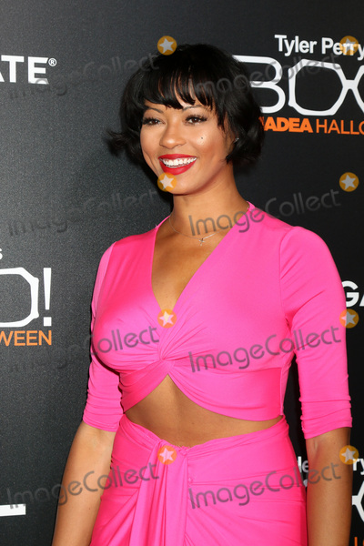 Alexis Jones Photo - LOS ANGELES - OCT 17  Alexis Jones at the Tyler Perrys BOO A Madea Halloween Premiere at the ArcLight Hollywood on October 17 2016 in Los Angeles CA