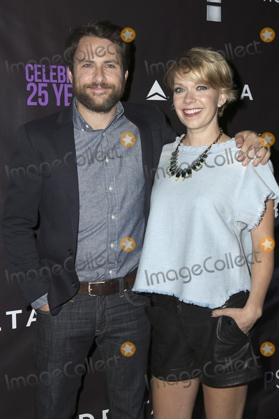 Charlie Day Photo - LOS ANGELES - MAY 20  Charlie Day Mary Elizabeth Ellis at the PS Arts - The Party at NeueHouse Hollywood on May 20 2016 in Los Angeles CA