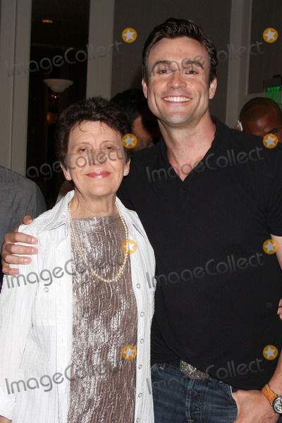 Daniel Goddard Photo - LOS ANGELES - AUG 24  Daniel Goddard Mom at the Young  Restless Fan Club Dinner at the Universal Sheraton Hotel on August 24 2013 in Los Angeles CA