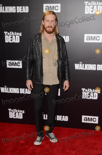 Austin Nichols Photo - LOS ANGELES - OCT 23  Austin Nichols at the AMCs Special Edition of Talking Dead at Hollywood Forever Cemetary on October 23 2016 in Los Angeles CA