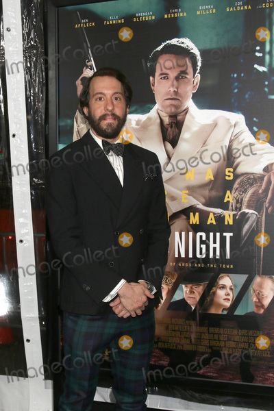 Jonathan Kite Photo - LOS ANGELES - JAN 9  Jonathan Kite at the Live By Night Premiere at TCL Chinese Theater IMAX on January 9 2017 in Los Angeles CA