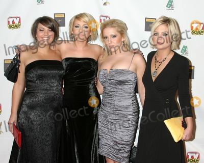 Farah Fath Photo - Farah Fath  her sistersKirsten StormsGolden Boomerang Awards Presented by TV Soap an Australian Soap Opera MagazineFour Seasons HotelLos Angeles CAJanuary 13 2006NO AUSTRALIAN SALES except for TV Soap Until