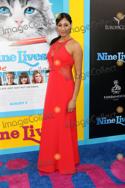 Tehmina Sunny Photo - LOS ANGELES - AUG 1  Tehmina Sunny at the Nine Lives Premiere at the TCL Chinese Theater IMAX on August 1 2016 in Los Angeles CA