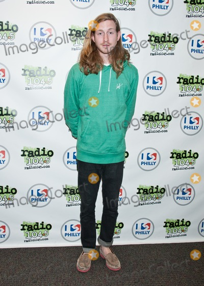 Asher Roth Photo - BALA CYNWYD PA - APRIL 02 American Hip Hop Singer-Songwriter Asher Roth Poses at Radio 1045s Performance Theatre on April 02 2014 in Bala Cynwyd Pennsylvania (Photo by Paul J FroggattFamousPix)