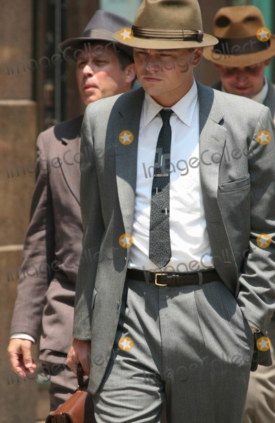 Leo DiCaprio Photo - New York NY  06-02-07Leo DiCaprio on the movie set Revolutionary Road in SOHODigital photo by Jack Jordan-PHOTOlinknet