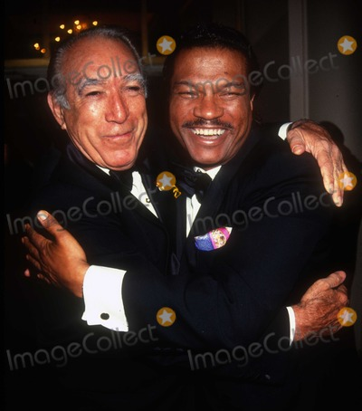 Anthony Quinn Photo - Anthony Quinn Billy Dee Williams1370JPG1984 FILE PHOTONew York NYAnthony Quinn Billy Dee WilliamsPhoto by Adam ScullPHOTOlinknet917-754-8588 - eMail adamcopyrightphotolinknetFacebook httpswwwfacebookcomadamscull94