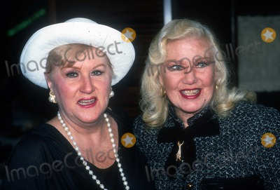 Margaret Whiting Photo - Margaret Whiting Ginger Rogers1555JPG1986 FILE PHOTONew York NYMargaret Whiting Ginger RogershttpPHOTOlinknetPhoto by Adam ScullPHOTOlinknet917-754-8588 - eMail adamcopyrightphotolinknet