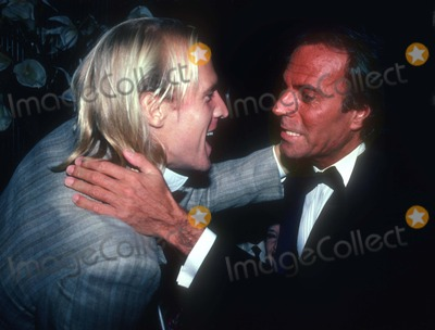 Alexander Godunov Photo - Godunov Iglesias4136JPGCelebrity Archaeology1986 FILE PHOTONew York NYAlexander Godunov Julio IglesiasPhoto by Adam Scull-PHOTOlinknet