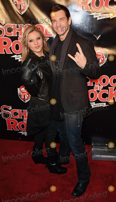 Andy Karl Photo - Photo by Patricia SchleinstarmaxinccomSTAR MAX2015ALL RIGHTS RESERVEDTelephoneFax (212) 995-119612615Orfeh and Andy Karl at The School of Rock Broadway Opening Night