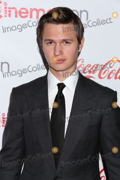 Ansel Elgort Photo - Photo by REWestcomstarmaxinccomSTAR MAXCopyright 2017ALL RIGHTS RESERVEDTelephoneFax (212) 995-119633017Ansel Elgort at the Big Screen Achievement Awards during CinemaCon 2017 at Caesars Palace(Las Vegas Nevada)