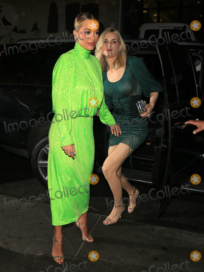 Andreja Pejic Photo - Photo by gotpapstarmaxinccomSTAR MAX2017ALL RIGHTS RESERVEDTelephoneFax (212) 995-119642717Rita Ora and Andreja Pejic are seen in New York City