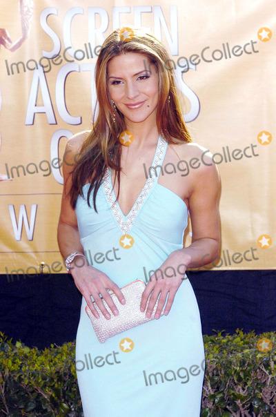 Amanda Byron Photo - Photo by Michael Germanastarmaxinccom20052505Amanda Byron at the 11th Annual SAG Awards(Shrine Auditorium Los Angeles CA)