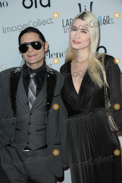 Anne Mitchell Photo - Photo by gotpapstarmaxinccomSTAR MAX2017ALL RIGHTS RESERVEDTelephoneFax (212) 995-11965117Corey Feldman and Courtney Anne Mitchell at Larry Kings 60th Broadcasting Anniversary Event in West Hollywood CA