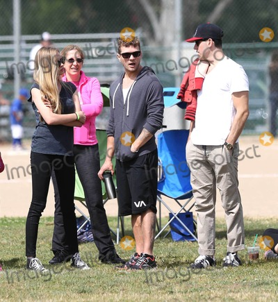 Ryan Phillippe Photo - Photo by VPFPCstarmaxinccom2013ALL RIGHTS RESERVEDTelephoneFax (212) 995-119651813Paulina Slatger Ryan Phillippe and Jim Toth out and about(Los Angeles CA)