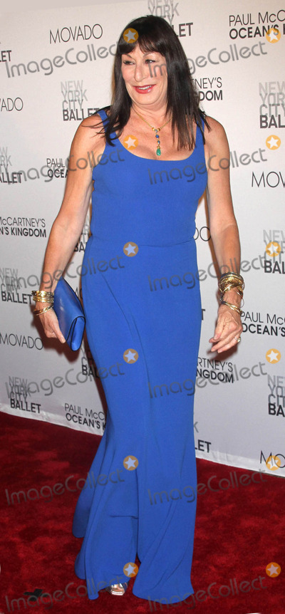Angelica Huston Photo - Angelica Huston at the New York City Ballet Fall Gala (NYC) 92211