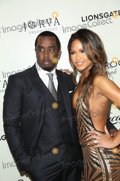 Diddy Combs Photo - Photo by JMAstarmaxinccomSTAR MAXCopyright 2016ALL RIGHTS RESERVEDTelephoneFax (212) 995-11963716Sean P Diddy Combs and Cassie Ventura at the premiere of The Perfect Match(Los Angeles CA)