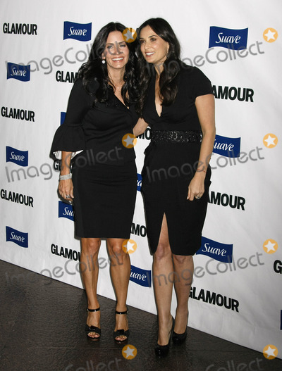 Demi Moore Photo - Photo by NPXstarmaxinccom2008101408Courteney Cox and Demi Moore at Glamour Reel Moments(Los Angeles CA)Not for syndication in France