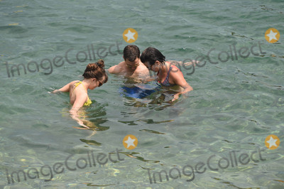 Amelia Warner Photo - Photo by KGC-195starmaxinccomSTAR MAX2016ALL RIGHTS RESERVEDTelephoneFax (212) 995-119671216Jamie Dorman has a real life threesome as Dakota Johnson joins Jamie and his wife Amelia Warner for a dip in-between filming scenes Fifty Shades of Grey Jamie Dornan and Dakota Johnson are seen filming scenes on the beach in the Cte dAzu(France)