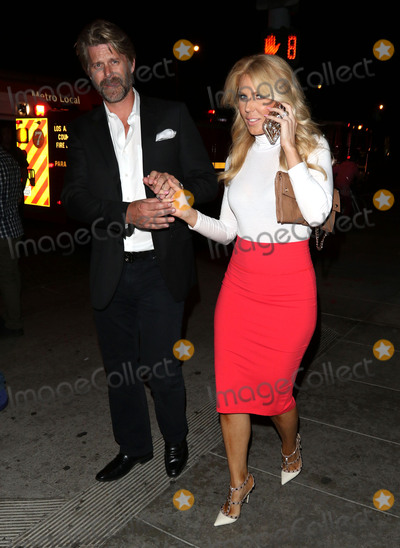 Gretchen Rossi Photo - Photo by JMAstarmaxinccomSTAR MAX2015ALL RIGHTS RESERVEDTelephoneFax (212) 995-11966415Slade Smiley and Gretchen Rossi are seen in Los Angeles CA