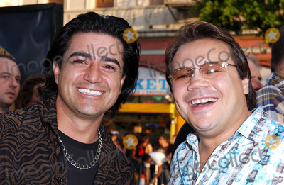 Alex Reymundo Photo - Photo by Lee RothSTAR MAX Inc - copyright 200372103Joey Medina and Alex Reymundo the Latin Kings of Comedy at the world premiere of Lara Croft Tomb Raider The Cradle Of Life(Hollywood CA)