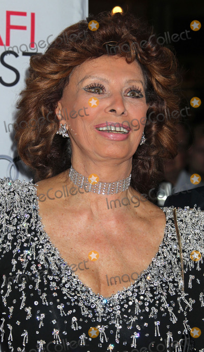 SOFIA LOREN Photo - Photo by REWestcomstarmaxinccom2014ALL RIGHTS RESERVEDTelephoneFax (212) 995-1196111214Sofia Loren at a screening of Still Alice(Los Angeles CA)