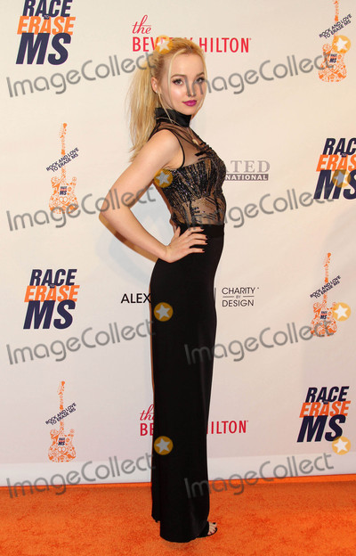 Dove Cameron Photo - Photo by REWestcomstarmaxinccomSTAR MAX2016ALL RIGHTS RESERVEDTelephoneFax (212) 995-119641516Dove Cameron at The Race to Erase MS Gala Benefit(Beverly Hills CA)