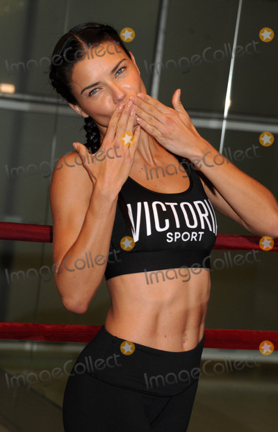 Victorias Secret Photo - Photo by Dennis Van TinestarmaxinccomSTAR MAX2016ALL RIGHTS RESERVEDTelephoneFax (212) 995-1196112116Adriana Lima at Train With The Victorias Secret Angels in New York City
