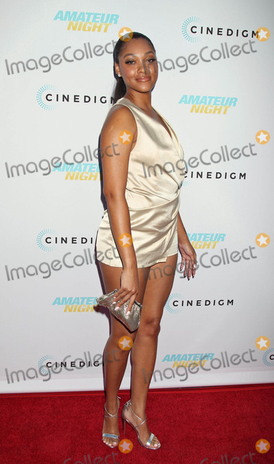 Bria Murphy Photo - Photo by REWestcomstarmaxinccomSTAR MAX2016ALL RIGHTS RESERVEDTelephoneFax (212) 995-119672516Bria Murphy at the premiere of Amateur Night(Hollywood CA)