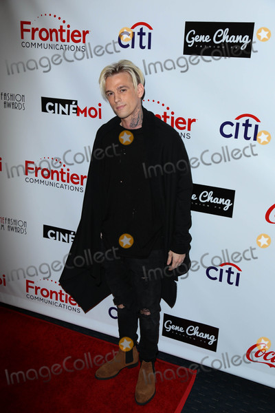 Aaron Carter Photo - Photo by gotpapstarmaxinccomSTAR MAX2016ALL RIGHTS RESERVEDTelephoneFax (212) 995-1196121516Aaron Carter at The 3rd Annual Cinefashion Film Awards(Los Angeles CA)