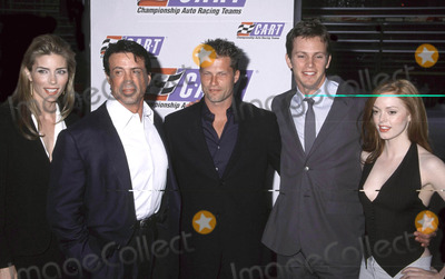 Kip Pardue Photo - Photo By Russ Einhorn 4_16_01Copyright Star Max 2001Driven film premiereMann Chinese TheaterHollywood_Californialeft to right_Jennifer Flavin_Sylverster Stallone_Til Schweiger_Kip Pardue_Rose McGowan