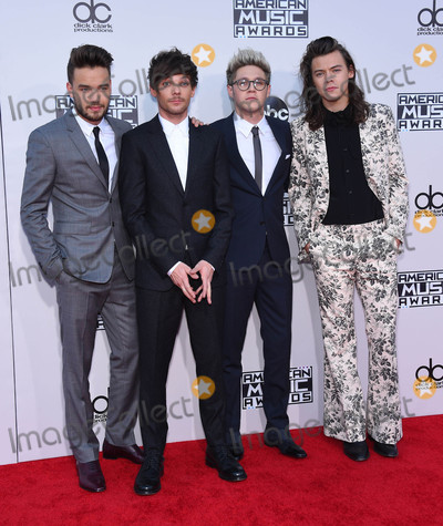 Liam Payne Photo - Photo by KGC-11starmaxinccomSTAR MAXCopyright 2015ALL RIGHTS RESERVEDTelephoneFax (212) 995-1196112215Harry Styles Liam Payne Niall Horan and Louis Tomlinson of One Direction at the 2015 American Music Awards(Los Angeles CA)