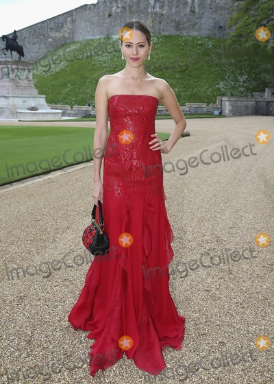 Jessica Michibata Photo - Photo by KGC-22starmaxinccomSTAR MAX2014ALL RIGHTS RESERVEDTelephoneFax (212) 995-119651314Jessica Michibata at a dinner at Windsor Castle to celebrate the work of the Royal Marsden Hospital(Windsor England)