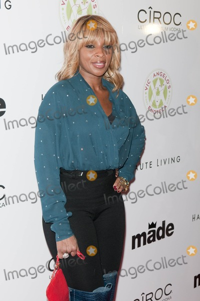 Rico Love Photo - Mary J Blige AT A PRIVATE BIRTHDAY CELEBRATION FOR PRODUCER AND SONGWRITER RICO LOVE DURING ART BASEL MIAMI BEACH Vic  Angelos  Miami Beach Florida 1222011