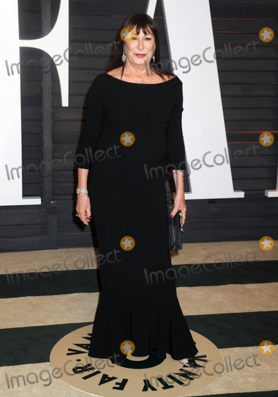 Angelica Huston Photo - Photo by Dennis Van TinestarmaxinccomSTAR MAX2015ALL RIGHTS RESERVEDTelephoneFax (212) 995-119622215Angelica Huston at The Vanity Fair Oscar Party(Los Angeles CA)