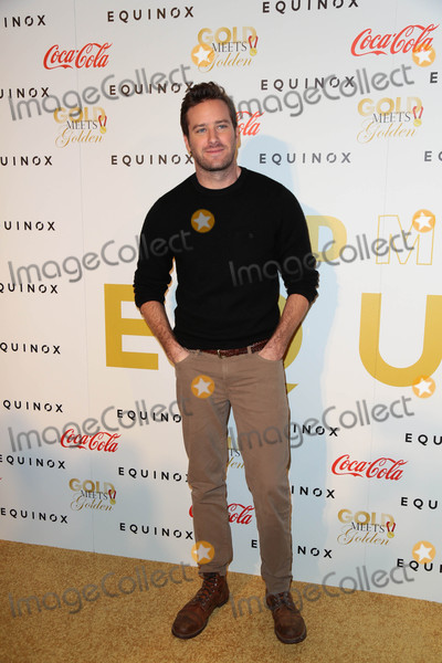 Armie Hammer Photo - Photo by gotpapstarmaxinccomSTAR MAX2017ALL RIGHTS RESERVEDTelephoneFax (212) 995-11961717Armie Hammer at The Gold meets Golden Event in Los Angeles CA