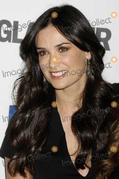 Demi Moore Photo - Photo by NPXstarmaxinccom2008101408Demi Moore at Glamour Reel Moments(Los Angeles CA)Not for syndication in France