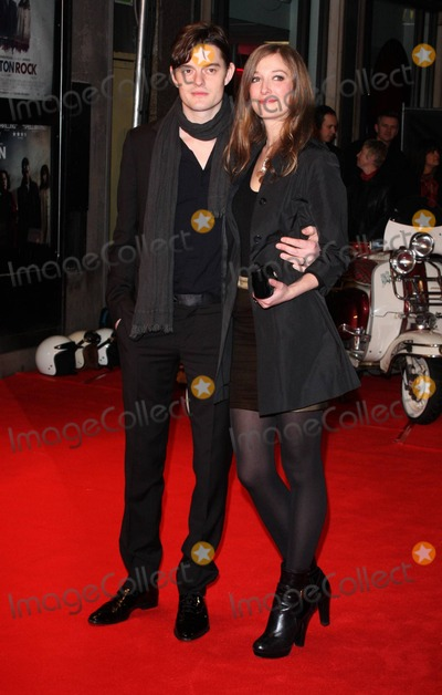 Sam Riley Wife Sam Riley And Wife Alexandra