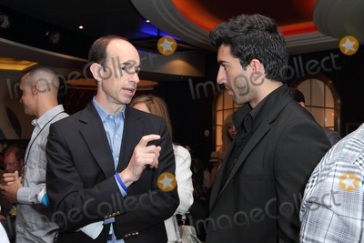 Adam Goldstein Photo - Royal Caribbean International president and CEO Adam Goldstein and Justin Baldoni at the exclusive premiere of The Allure of Love and Royal Reunion aboard Allure of the Seas a new short film series developed by Royal Caribbean and directed by Jenny McCarthy and James Brolin respectively Ft Lauderdale FL 031311
