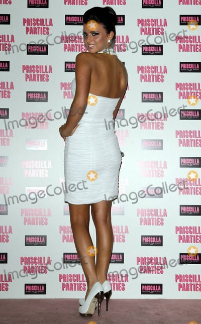 Lucy Meck Photo - Lucy Meck at the Priscilla Parties - Launch Party at the Palace Theatre Shaftsbury Avenue London UK 12411